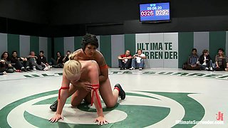 video titel: Injuries Are Of The Sport, The Sport Is Brutal,Non Scripted Wrestling Can Be Brutal P || porn tgas: brutal,sport,wrestling,upornia