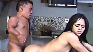 video titel: Horny Midget Shagging Asian Babe || porn tgas: asian,babe,doggy,fetish,iceporn