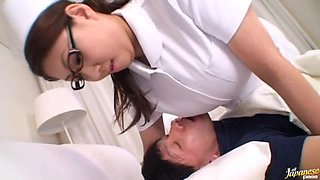 video titel: Nasty Japanese nurse gets fucked so that her tits bounce    porn tgas: asian,bbw,big tits,blowjob,anyporn