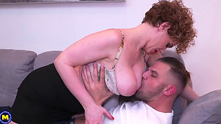 video titel: Hot French Busty Mature || porn tgas: ass,big tits,busty,cougar,