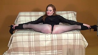 video titel: FELICIA SECURITY SHELL EXTREME FLEXIBLE CRYSTAL LIZARD DLMODELS || porn tgas: anal,extreme,fisting,flexible,